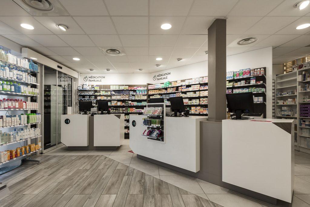 Pharmacie de la Halle, Guérin et Jean
