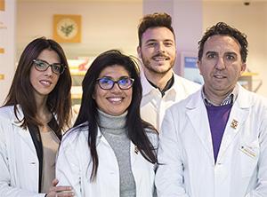Staff Farmacia Bocchetti, Comiso