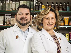 Farmacia Sant'Anna di Idro (BS) - titolari