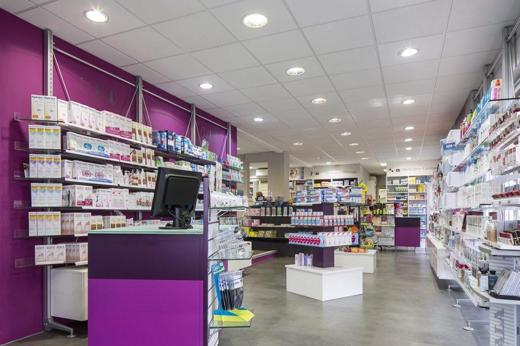 Pharmacie de la Milhière