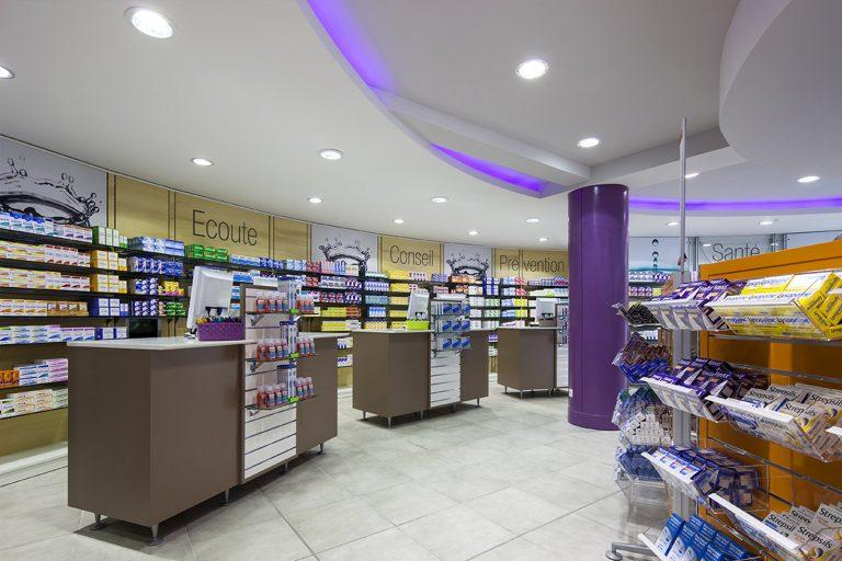 Pharmacie Sud Mme. Quelavoine