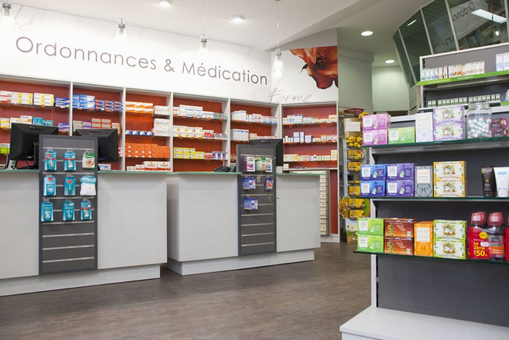 Projet Pharmacie Sud Canal